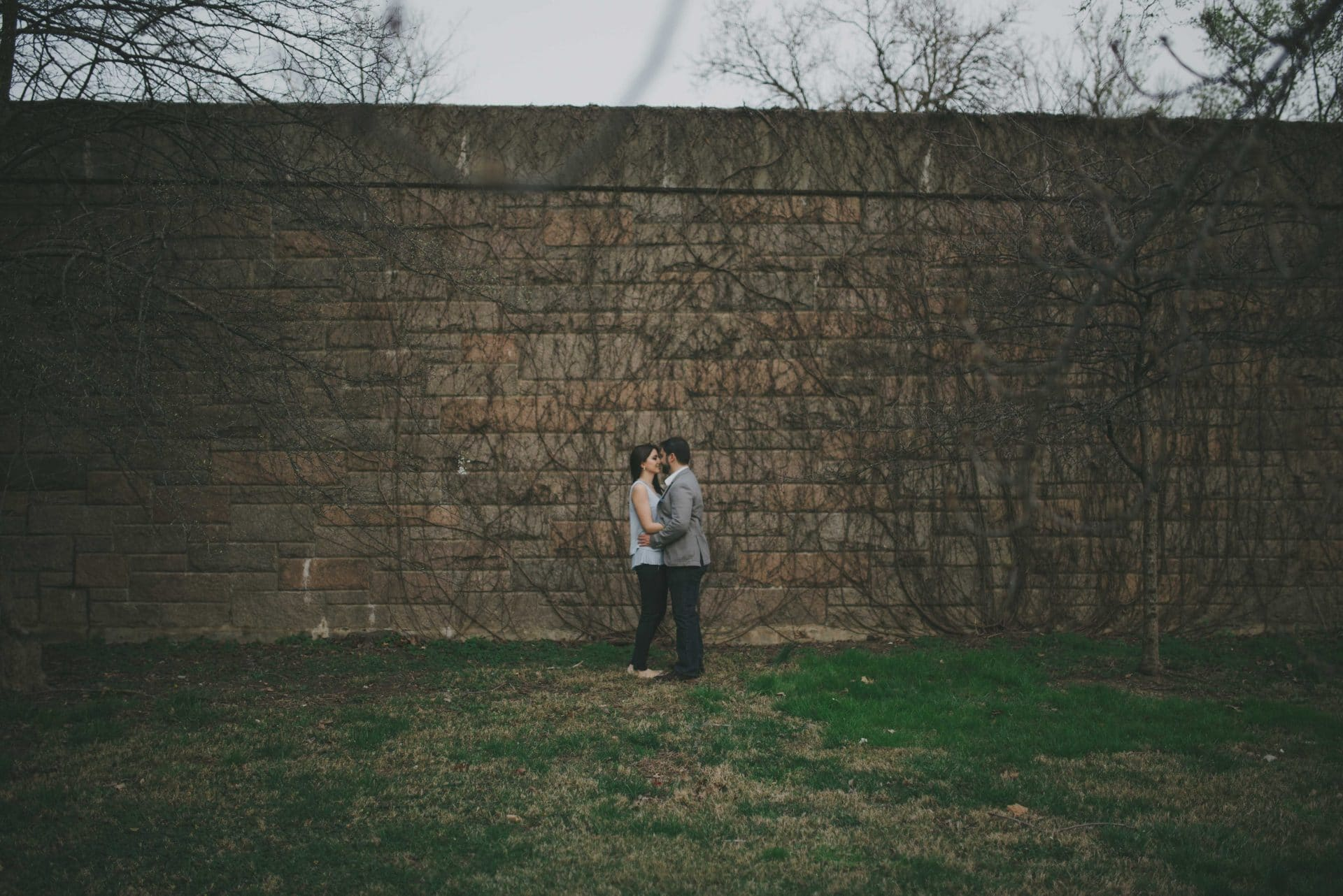 Jefferson Memorial -Spring - Engagement Session