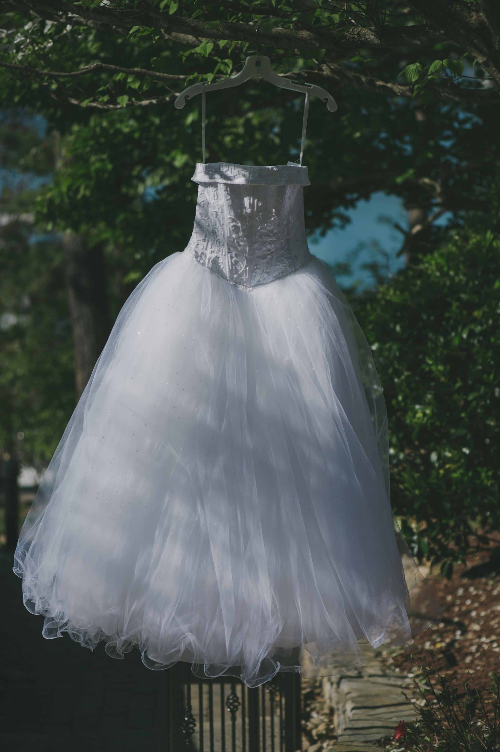 Bridal dress - Lake Lure