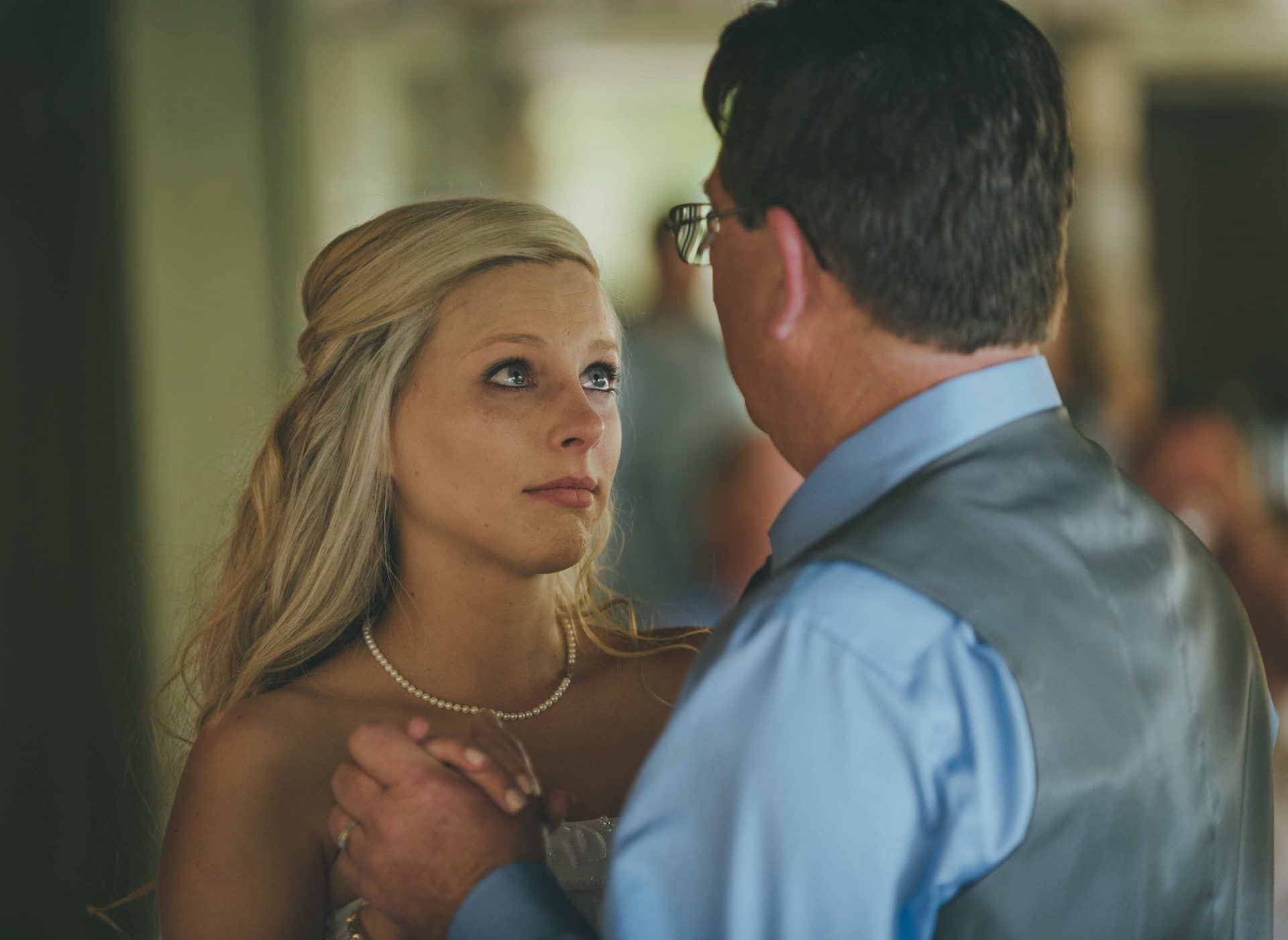 Lake Lure - Wedding - Father daughter dance