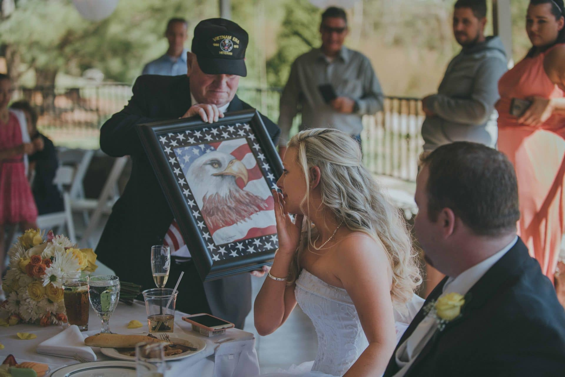 Destination Wedding - War Veteran