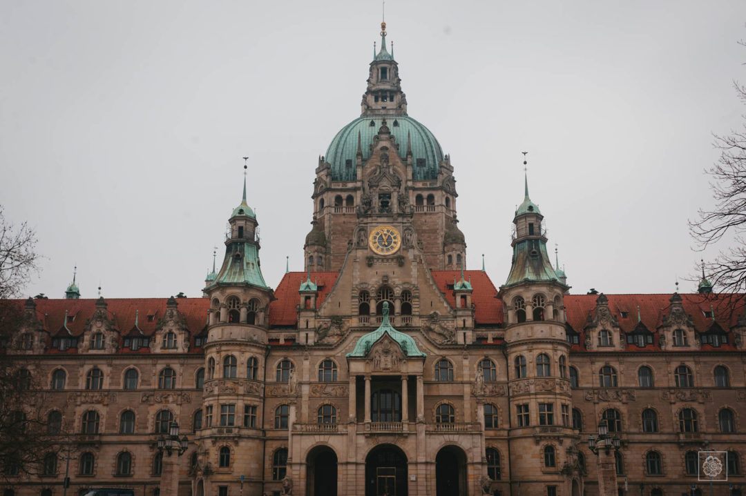 Engagement Session at the New Town Hall, Hannover