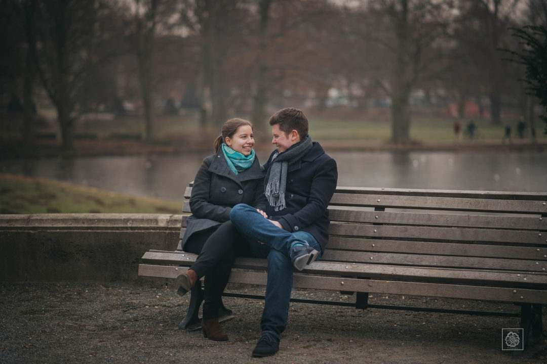 Hannover, Germany Engagement Session