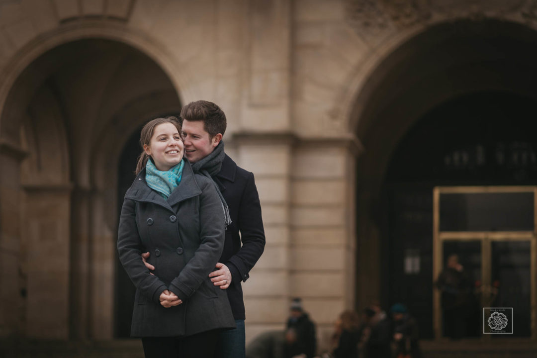 Engagement Photos in Hannover, Germany