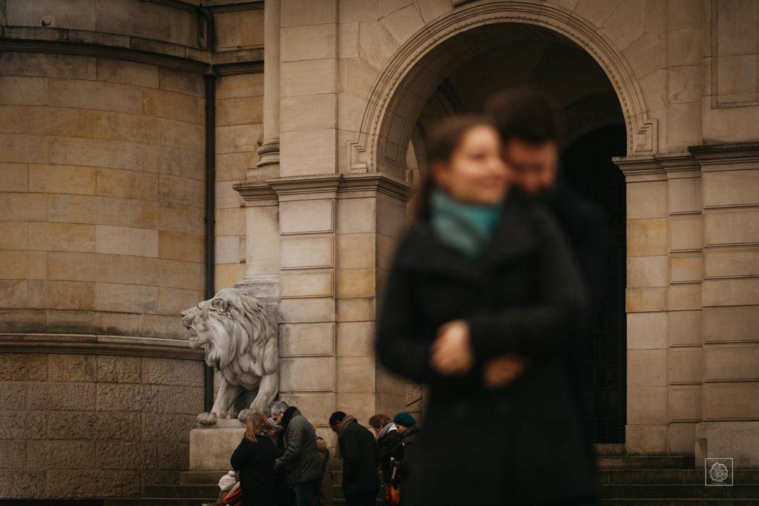 Verlobungsfotos in Hannover