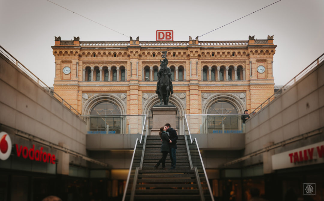 Places to take Engagement Photos in Hannover