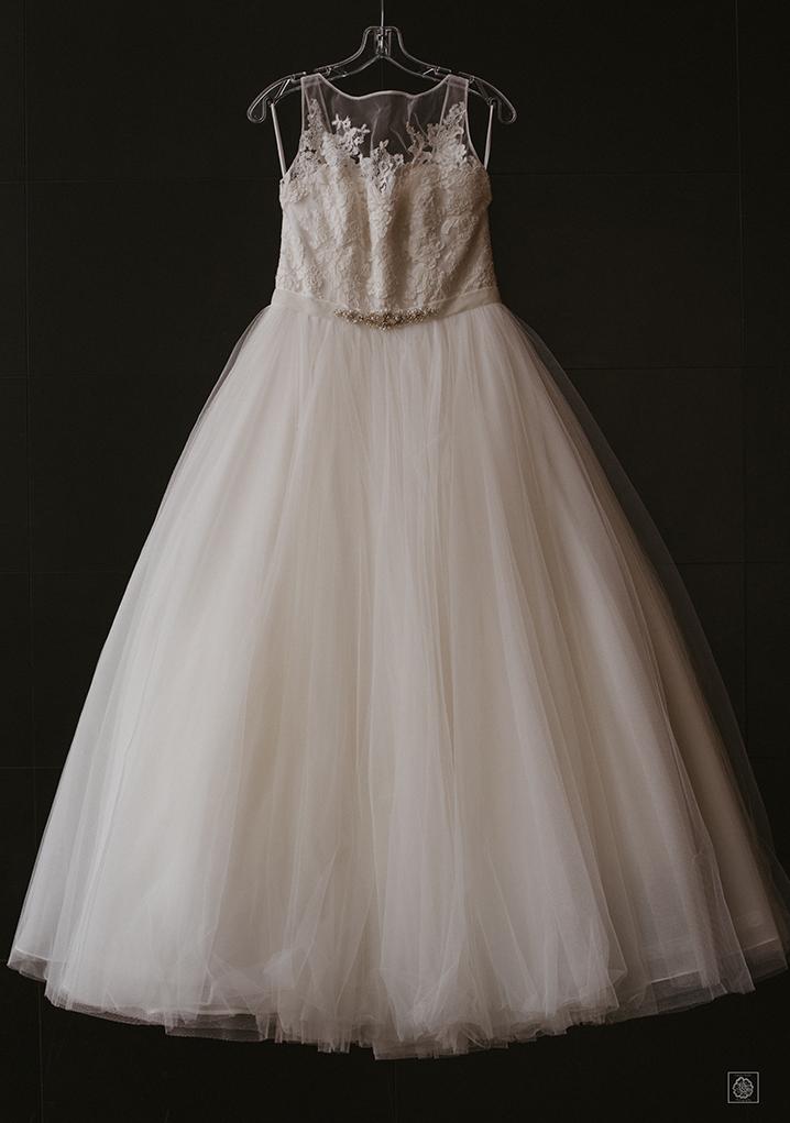 beautiful wedding dress in Hamburg