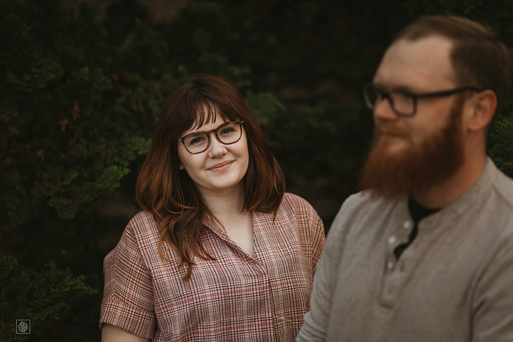 Washington, D.C. Engagement Photography at the Mary Livingston Ripley Gardens