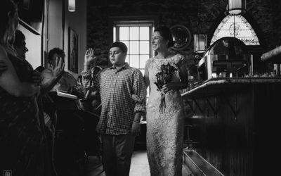 Intimate Virginia Wedding | Lori + Tony