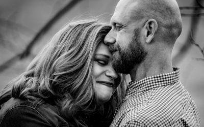 Raegan + Michael | Quattro Goombas Winery | Virginia Engagement Photographer