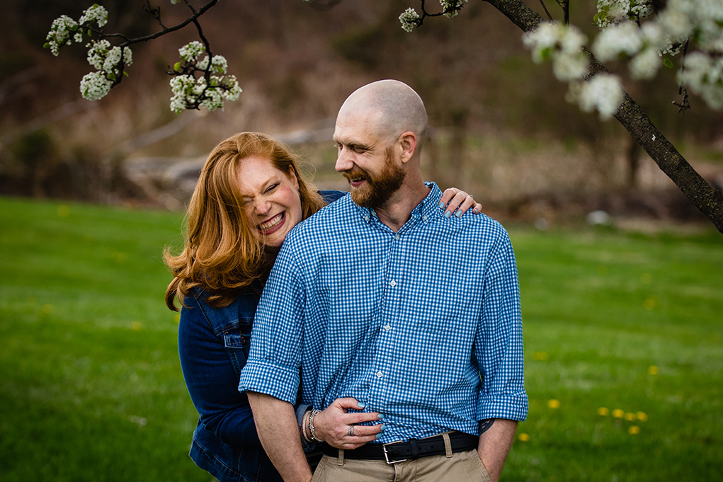 Quattro Goombas Engagement Pictures