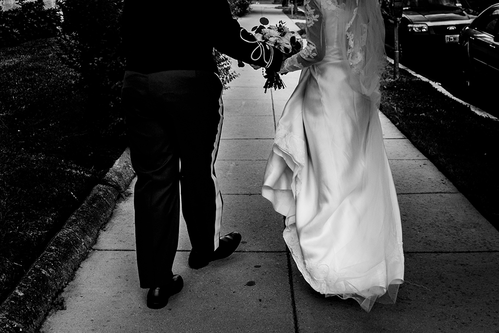 Bride Groom St. Augustine Catholic Church Washington DC