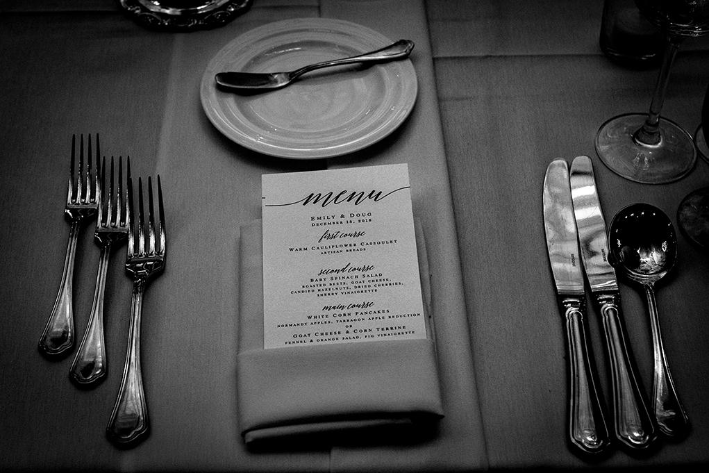 DC Wedding Reception Decor