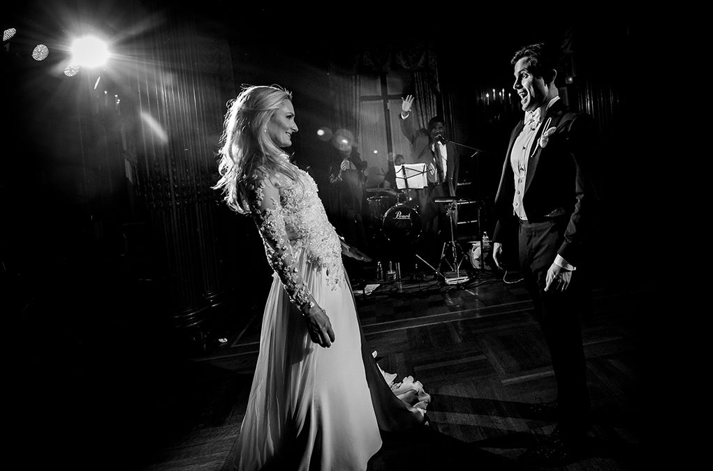 Cosmos Club DC Wedding First Dance