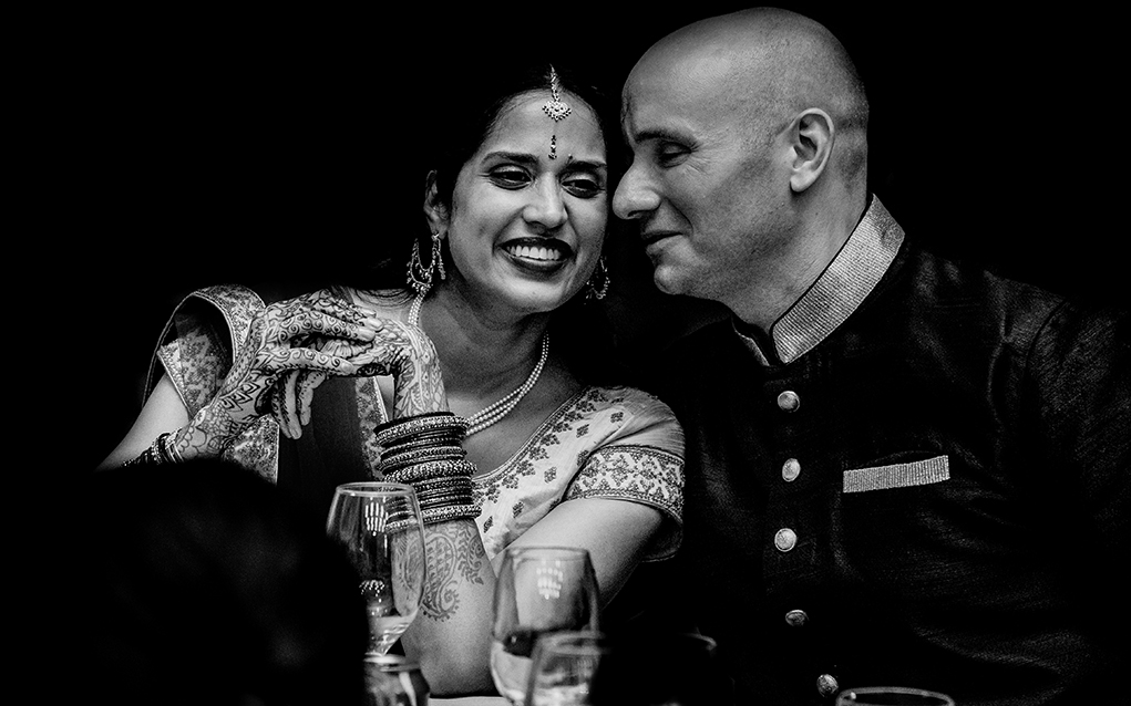 Multicultural Indian Coorg wedding ceremony at the Silver Springs Civic Center in Maryland photographed by DC wedding and engagement photographers of Potok's World Photography