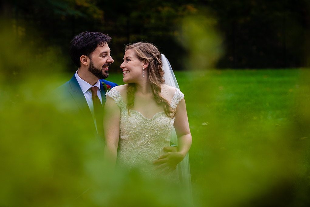 Bride and groom couple's portraits at the Omni Shoreham DC wedding by DC wedding photographers Potok's World Photography