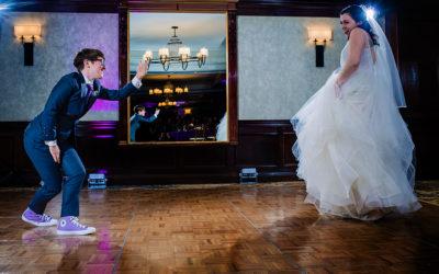 City Club of Washington Wedding