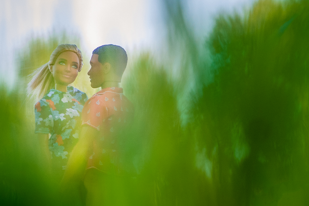 Destination forest engagement photos in Hannover Germany by DC Wedding Photographers of Potok's World Photography