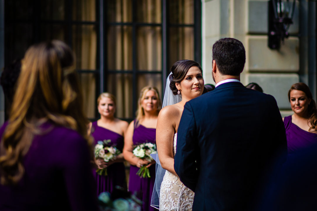 The St. Regis is one of the 10 Best wedding venues in Washington DC by Potok's World Photography