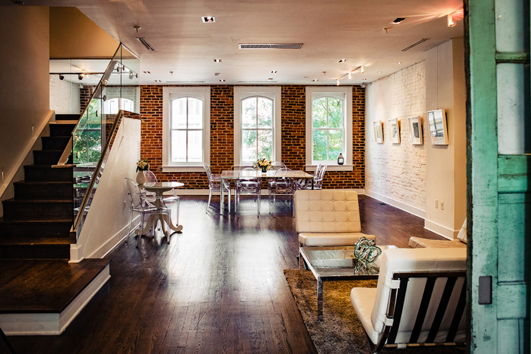 Fathom Gallery is one of the 10 best indoor-outdoor wedding venues in Washington DC by Potok's World Photography
