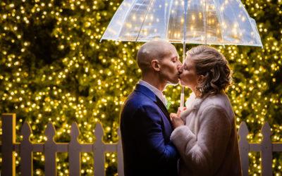 Carlyle Club Alexandria Wedding | Erin and CJ