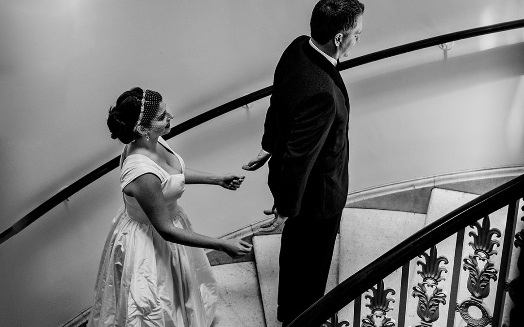 First Look at a Wedding: Pros and Cons | Potok's World Photography | DC Wedding Photographers