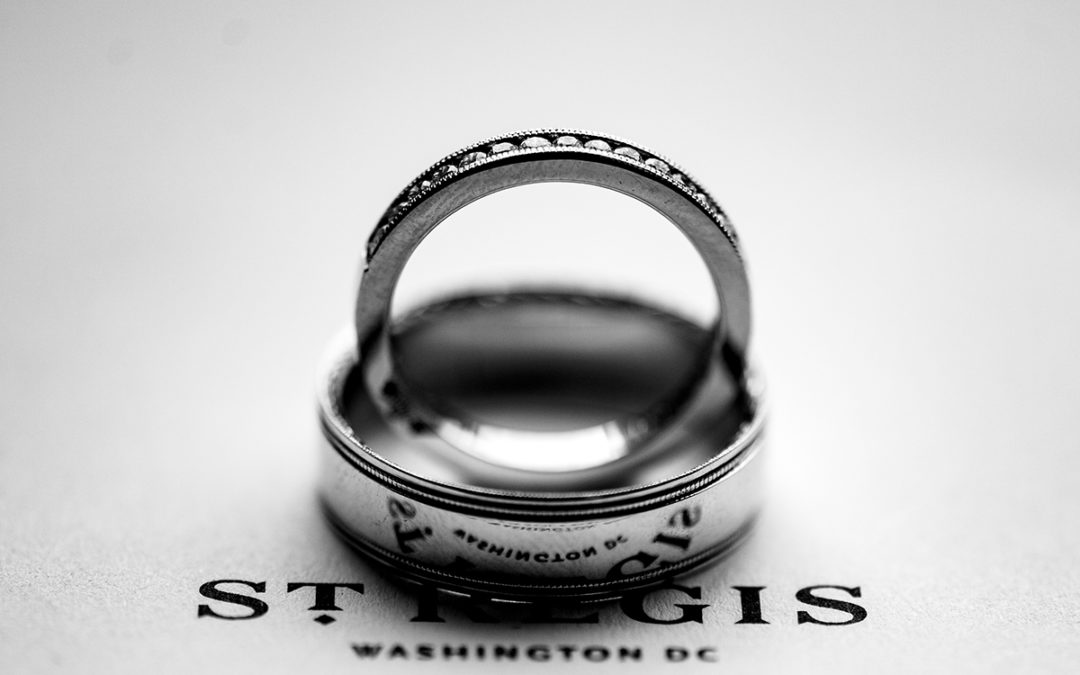 St Regis DC Wedding Venue