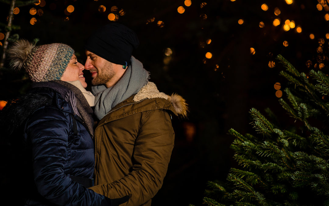 Tips for Planning a Winter Engagement Photoshoot | Potok's World Photography