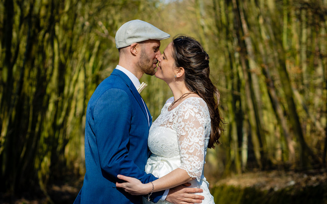 Courthouse Wedding Photography | Sarah + Marcel | Gehrden, Germany