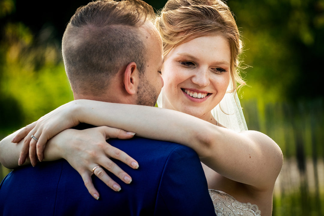 Summer wedding at Rittergut Remeringhausen in Germany by DC wedding photographer of Potok's World Photography